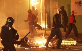 Tottenham Riots 6th August 2011