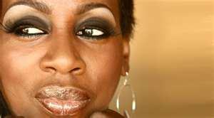 Gina Yashere  Winner Best Commedienne and Best DVD - The Black Comedy Awards 2013