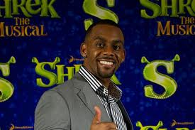 Richard Blackwood - Winner Best Supporting Actor and Best Comedy Theatre - Black Comedy Awards 2013