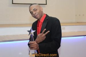 Slim - Best Male Comedian The Black Comedy Awards 2013