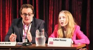 Josh Smith & Lillian Vessey