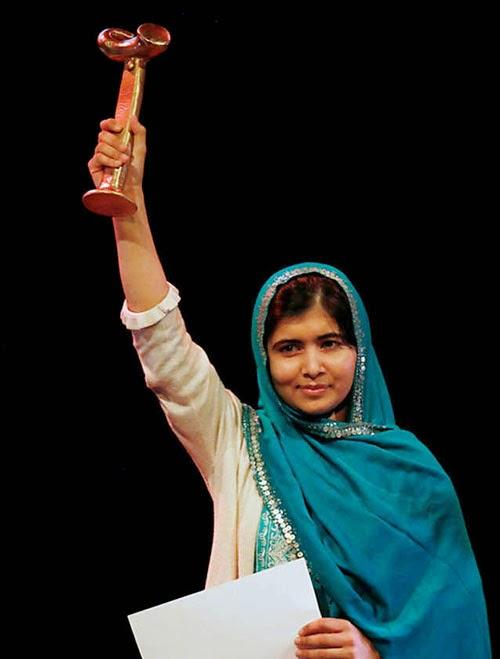 Malala Yousafzai Youngest Nobel Peace Winner