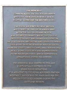 Polish War Memorial