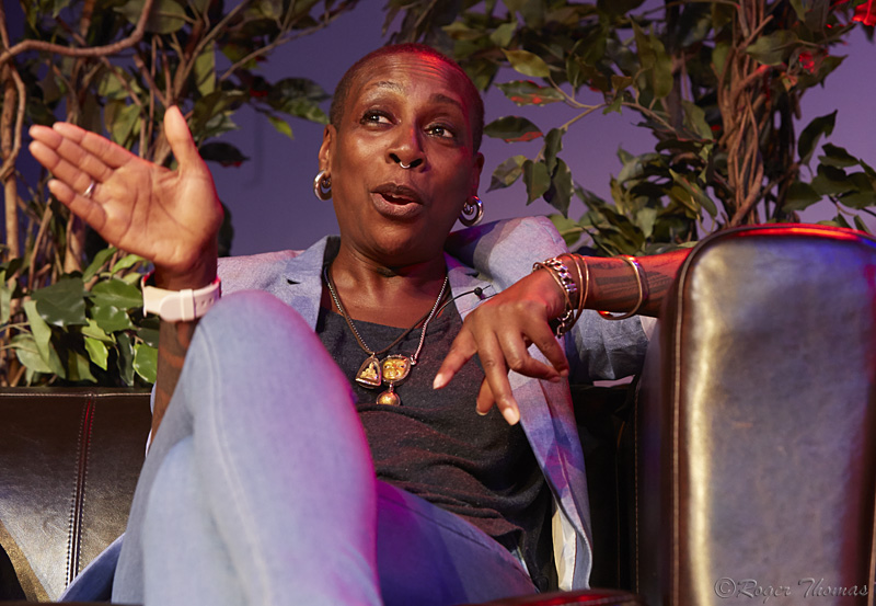 Gina Yashere At The Tabernacle 8th March 2015