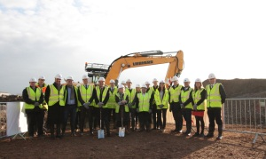 Groundbreaking Arla Development