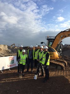 Groundbreaking Development Ruislip